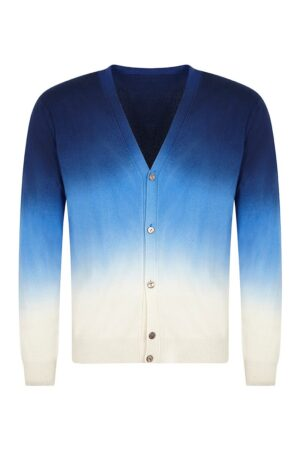 Wexford Hand Dip Dyed Cardigan